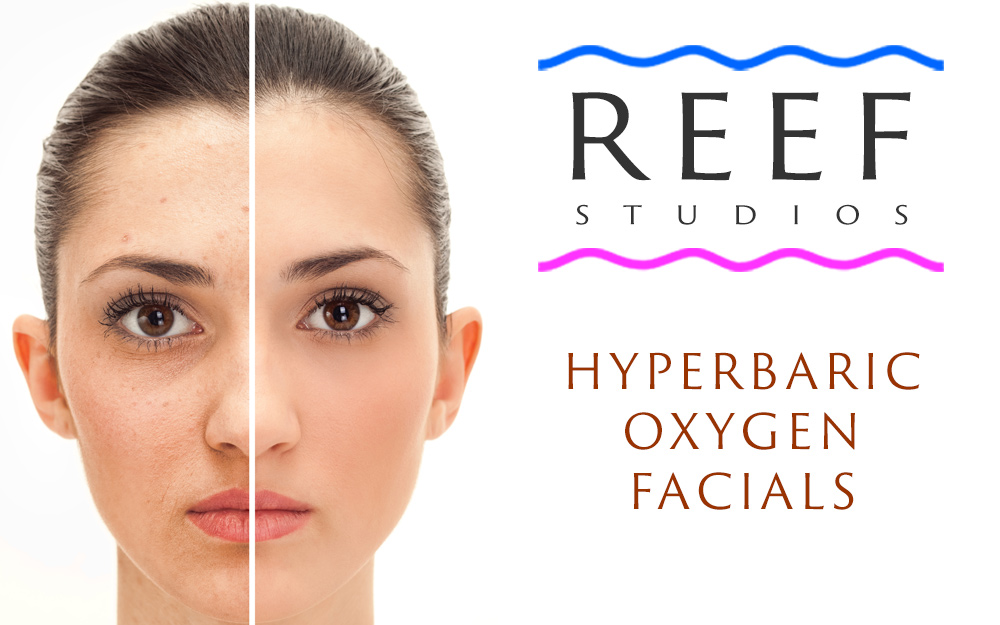 Serum Infusions with Hyperbaric Oxygen Facials at Reef Studios Rockhampton