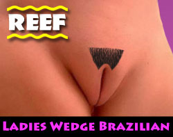Ladies' 3X Brazilian Wax at Reef Rockhampton
